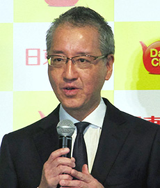 堺弘行社長