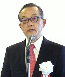 田中利明会長