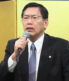 柳本一郎会長