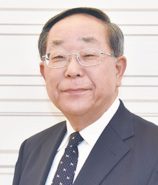 (一社)日本惣菜協会  佐藤総一郎会長