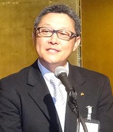青木基博会長