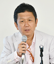 竹田クニ氏