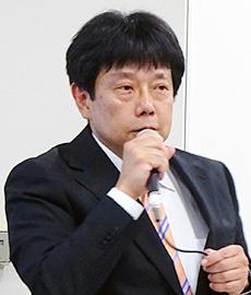 鈴木嘉之氏