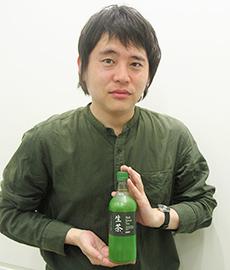 川口尊男マーケティング本部マーケティング部商品担当主任