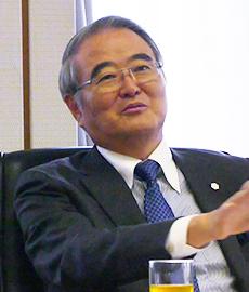 堀切功章社長CEO