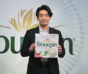 ブルサンアンバサダーに就任した俳優の大谷亮平