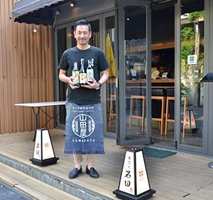 海外日本食 成功の分水嶺(52)東京諸島本格焼酎専門店「山田屋」