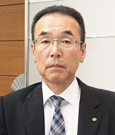 田中茂盛営業部長