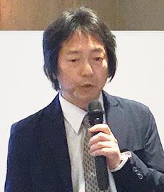 吉岡久雄技監