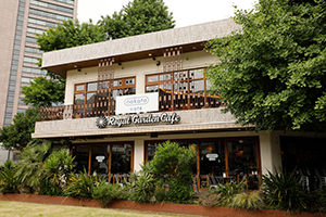 歴史と伝統のこだわり洋食カフェとして限定展開する「nakato cafe」