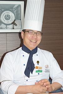 名古屋プリンスホテルスカイタワー澁谷真料理長