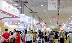 昨年の台北国際食品見本市