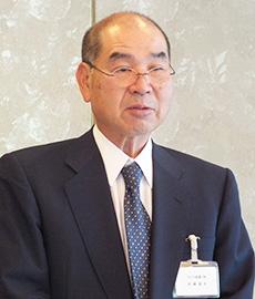 伊藤雄夫会長