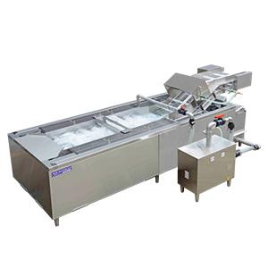 主力の食品洗浄機アクアウォッシュTWS―1300
