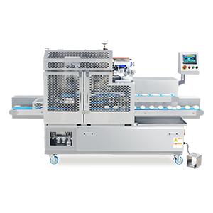 パン職人の技術と手間を要する具材の包みを自動化する新開発の包あんシステム「フレックスインクラスター」
