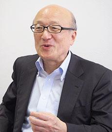 リッキービジネスソリューション代表取締役社長 澁谷耕一氏