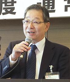 貞永憲作会長