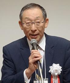 山本徳治郎会長