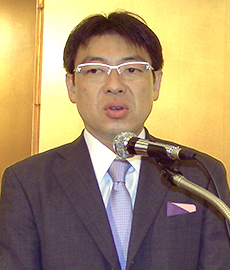 岡敬太郎新会長