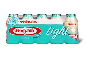 タイで販売される「ヤクルトライト」