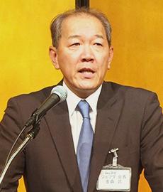 金森武JFDA会長