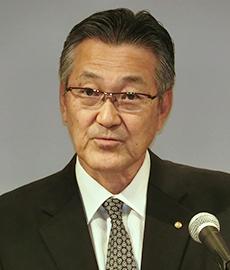 柿本敏男社長