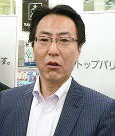 神戸一明イオンリカー社長