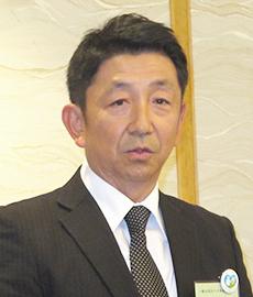 岡田臣弘専務理事