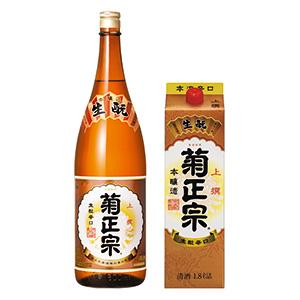 ダイヤモンド味覚賞を受賞した「上撰本醸造」