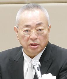 池田弘新潟総合学園総長・理事長