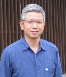 渡辺吉樹代表