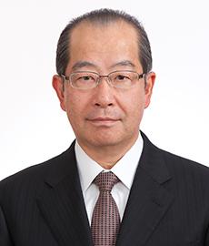 三宅峰三郎理事長