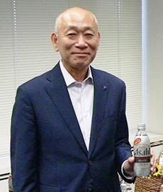 黒木誠也マーケティング本部長