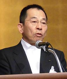 岡本均社長執行役員