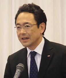 中村光一郎理事長