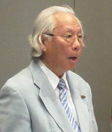 松岡宗之介理事長