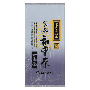 新製品「こだわりの一品 京都和束茶一番茶」