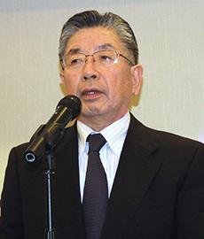田中秀理事長