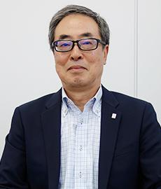 専務取締役営業本部長 横山亮氏