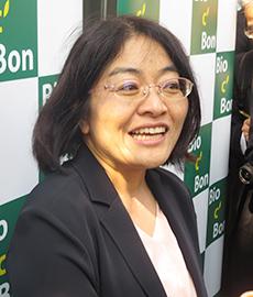 土谷美津子ビオセボン・ジャポン社長