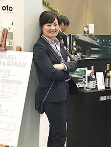 枝川和佳子 MD統括部ヘルス&ビューティMDチーム担当課長