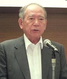 飯島延浩会長