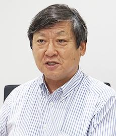 青山重俊 代表取締役社長