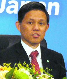 チャン・チュンシン貿易産業大臣