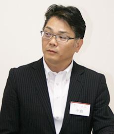 小倉雅行マーケティング部長