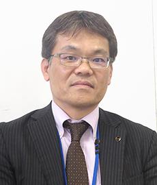 MD統括部商品一部商品二課グループ長 橋本健司氏