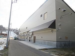 フル稼働の池田工場