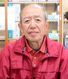 理事長 前田秀次郎氏