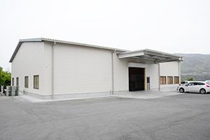 小野製麺の新倉庫