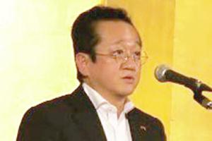 川股篤博サンホーム会会長